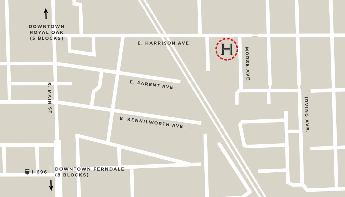 The Harrison | Luxury Residences